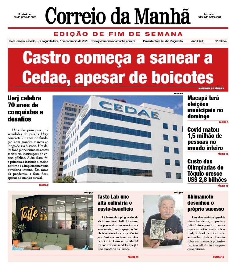 Correio da Manhã Expresso
